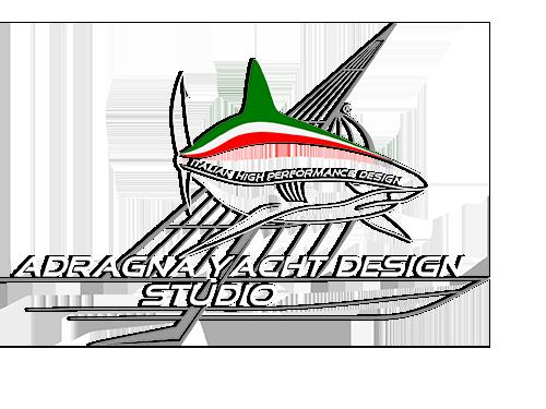 Adragna Yacht Design  Sticky Logo Retina