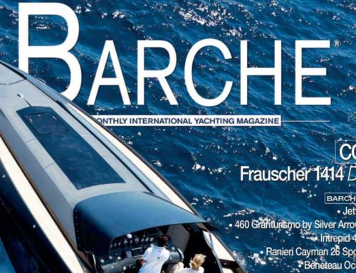 Gianluca Adragna interview on Barche Magazine