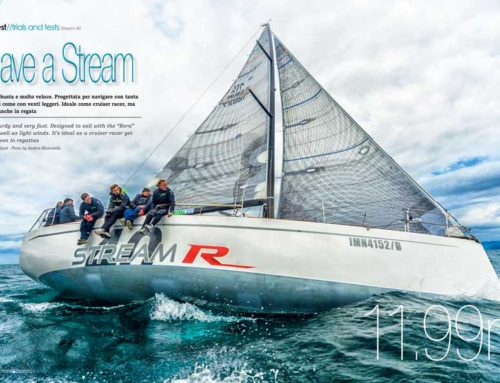 Stream 40R tested by Barche Magazine